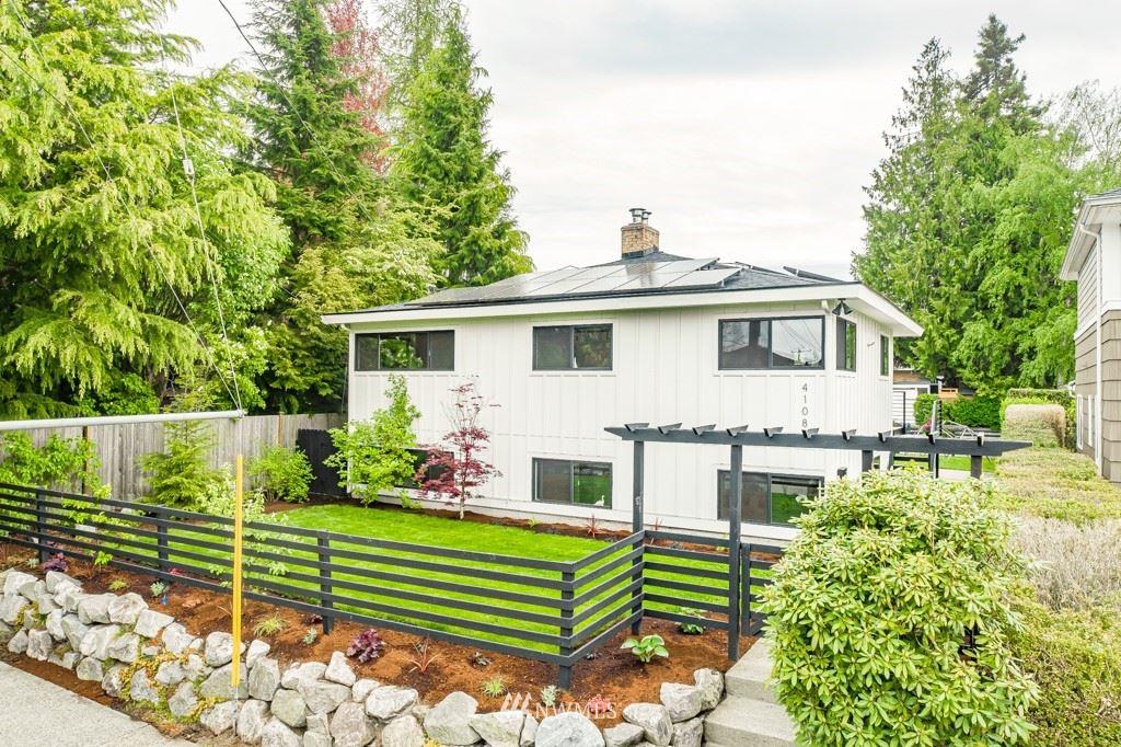 Photo of 4108 54th Avenue SW, Seattle, WA 98116 (MLS # 1771211)