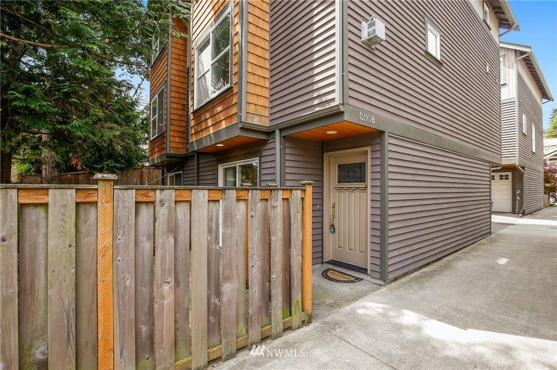 Photo of 1210 6th Avenue N #B, Seattle, WA 98109 (MLS # 1787211)
