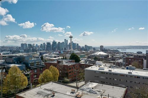 Photo of 1001 Queen Anne Ave N #PH-3, Seattle, WA 98109 (MLS # 1803214)