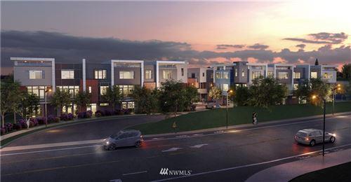 Photo of 11411 117th Lane NE #4, Kirkland, WA 98034 (MLS # 1629216)