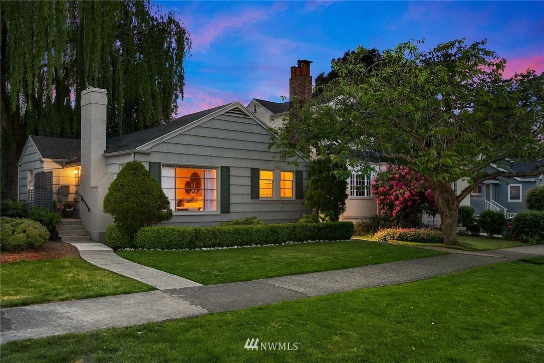 Photo of 2307 McGilvra Boulevard E, Seattle, WA 98112 (MLS # 1777219)
