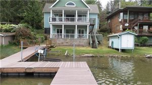 Photo of 5620 E Mason Lake Dr W, Grapeview, WA 98546 (MLS # 1426220)