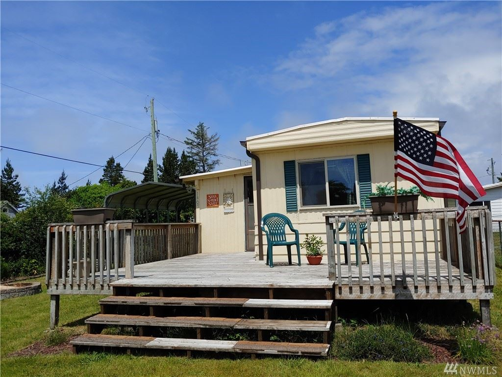 Photo of 1407 268th Place, Ocean Park, WA 98640 (MLS # 1551220)