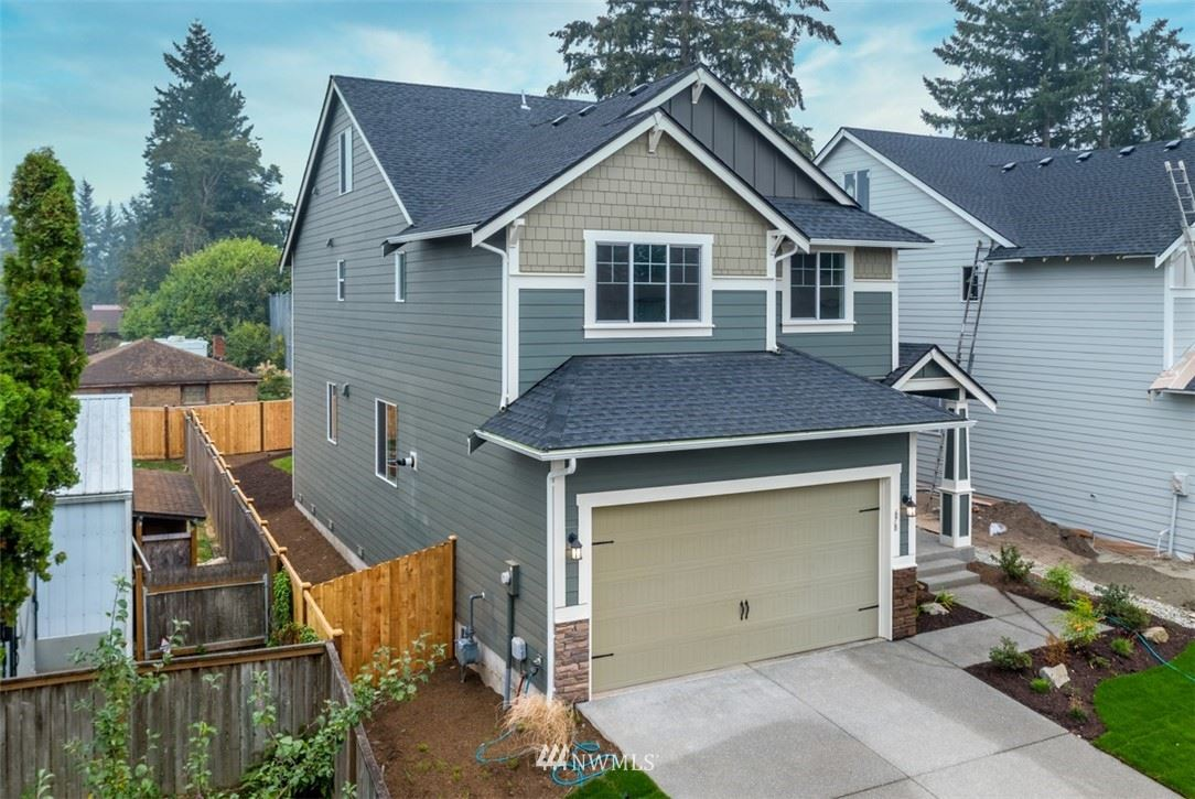 642 7th St NE #Lot 5, Auburn, WA 98002 - MLS#: 1616220