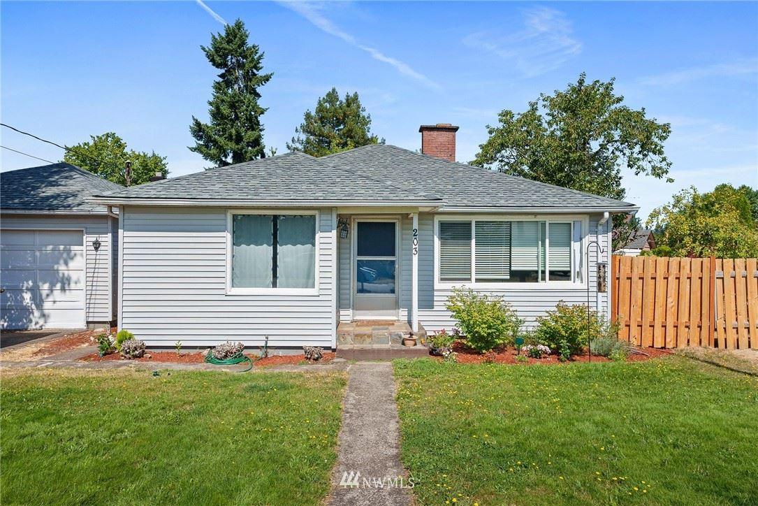 203 Tilley Avenue, Centralia, WA 98531 - #: 1828220
