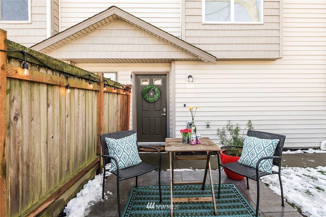 Photo of 9222 Ashworth Avenue N #B, Seattle, WA 98103 (MLS # 1731223)