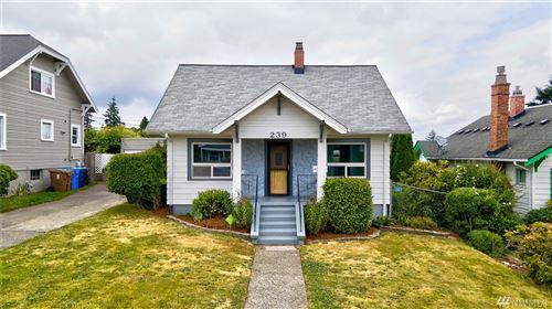 Photo of 239 S 55th St, Tacoma, WA 98408 (MLS # 1623225)