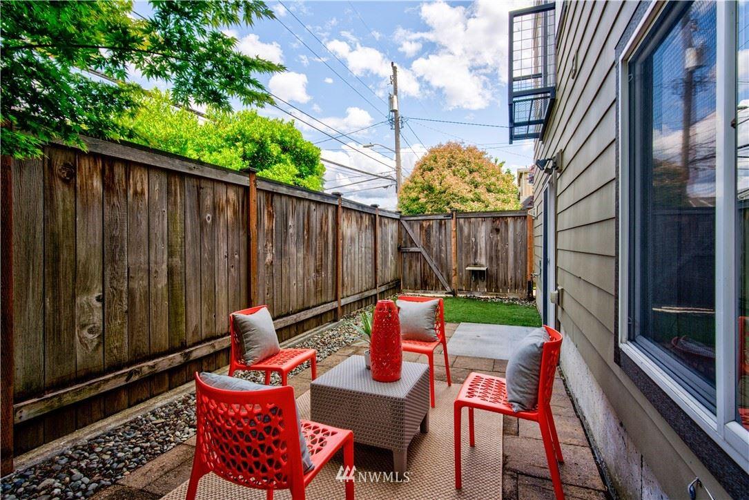 Photo of 1143 N 85TH Street #B, Seattle, WA 98103 (MLS # 1787229)