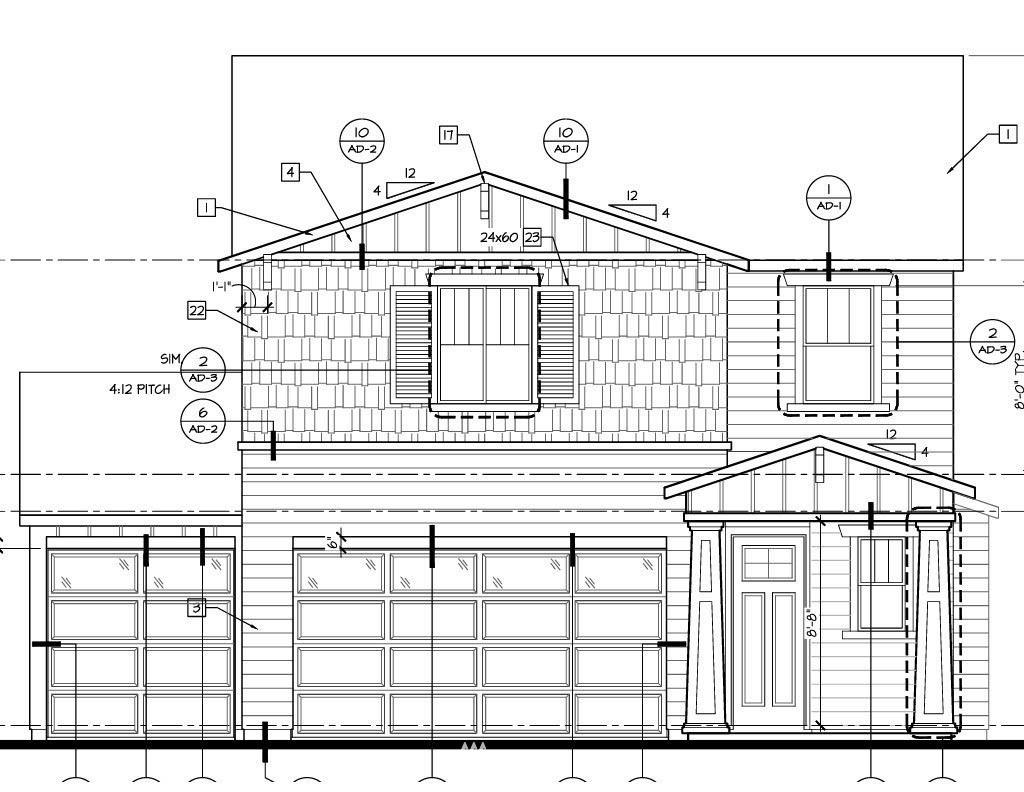 1603 Homesite 37 96th Drive SE, Lake Stevens, WA 98258 - #: 1799229