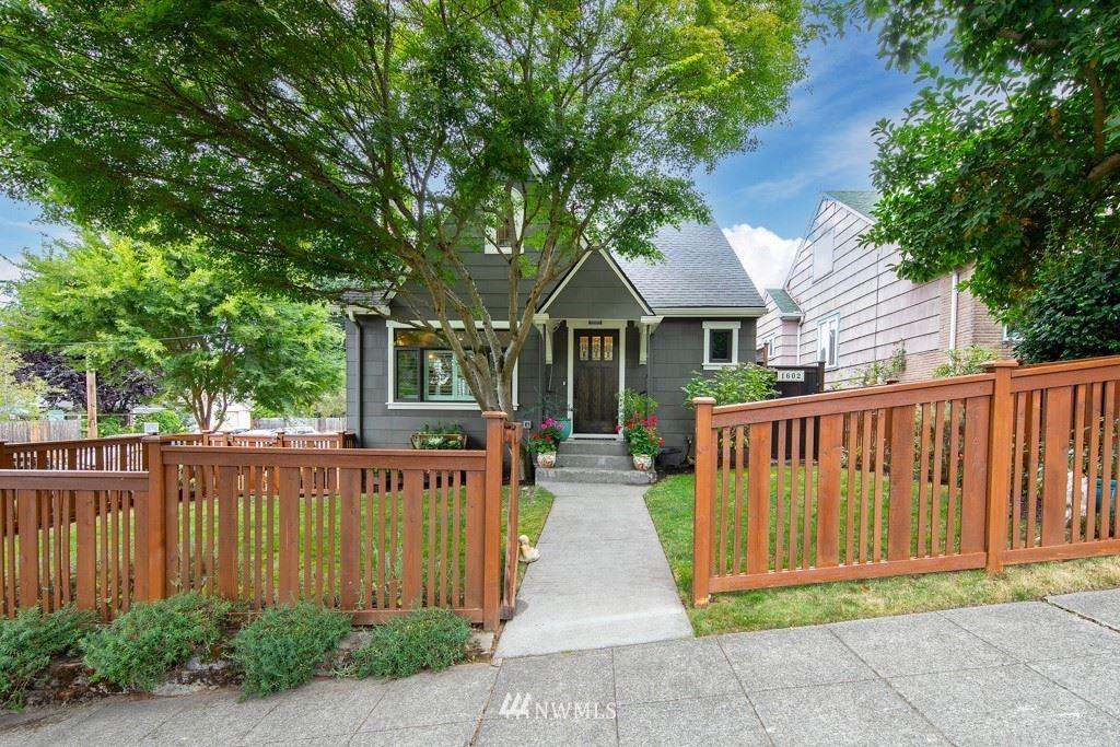 1602 NE 73rd Street, Seattle, WA 98115 - #: 1836229