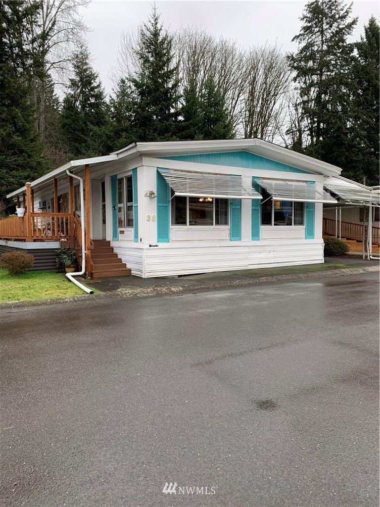2302 R Street SE #38, Auburn, WA 98002 - MLS#: 1725230