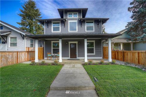 Photo of 4911 N Bristol Street, Tacoma, WA 98407 (MLS # 1662231)