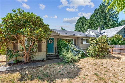 Photo of 619 N 143rd Street, Seattle, WA 98133 (MLS # 1814231)