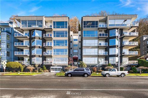 Photo of 1388 Alki Avenue SW #301, Seattle, WA 98116 (MLS # 1731233)