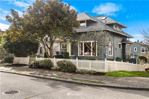 Photo of 5131 Palatine Avenue N, Seattle, WA 98103 (MLS # 1733234)