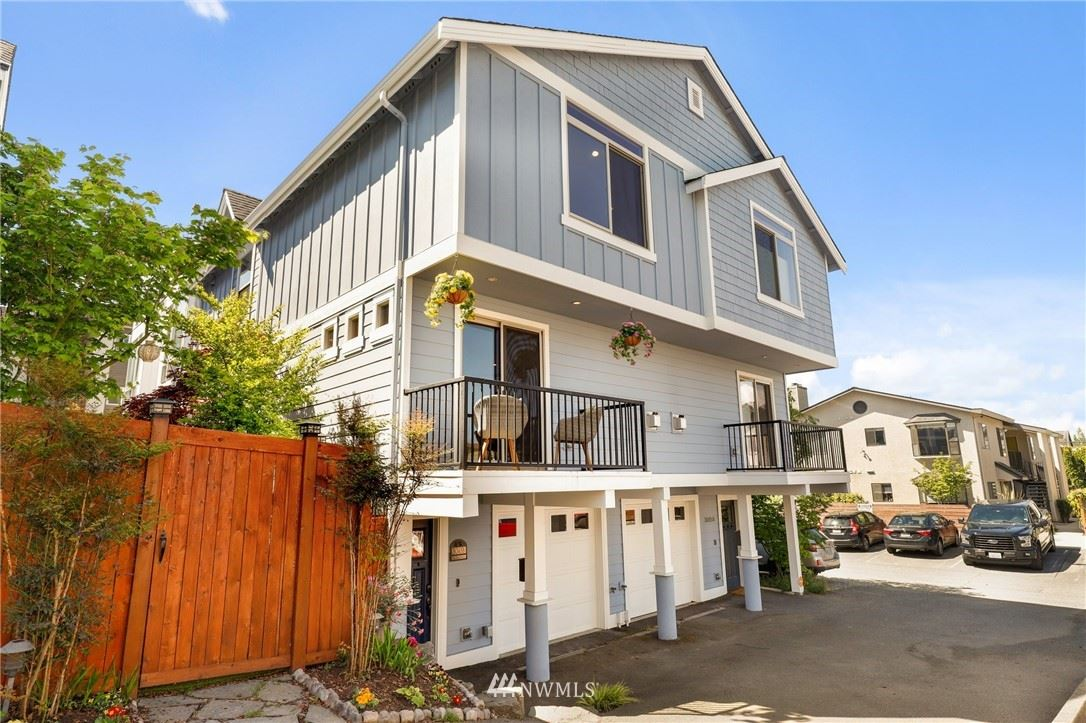 Photo of 3043 59th Avenue SW #B, Seattle, WA 98116 (MLS # 1772235)