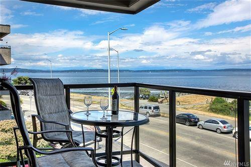 Photo of 1140 Alki Ave SW #306, Seattle, WA 98116 (MLS # 1627237)