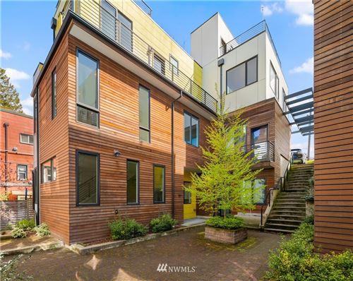 Photo of 3811 Fremont Lane N, Seattle, WA 98103 (MLS # 1755238)