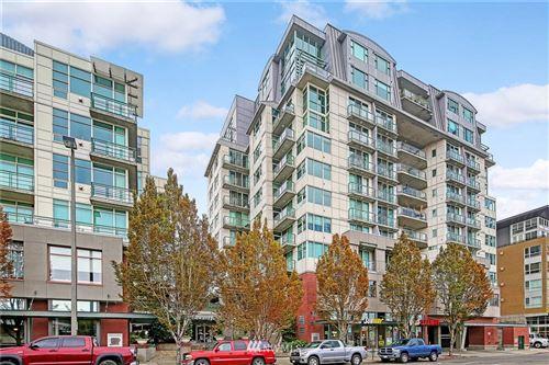 Photo of 1100 106th Avenue NE #509, Bellevue, WA 98004 (MLS # 1852238)