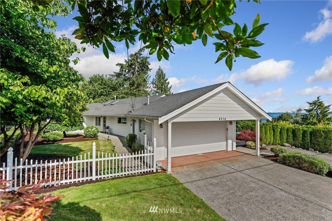 Photo of 4934 27th Avenue W, Everett, WA 98203 (MLS # 1792239)