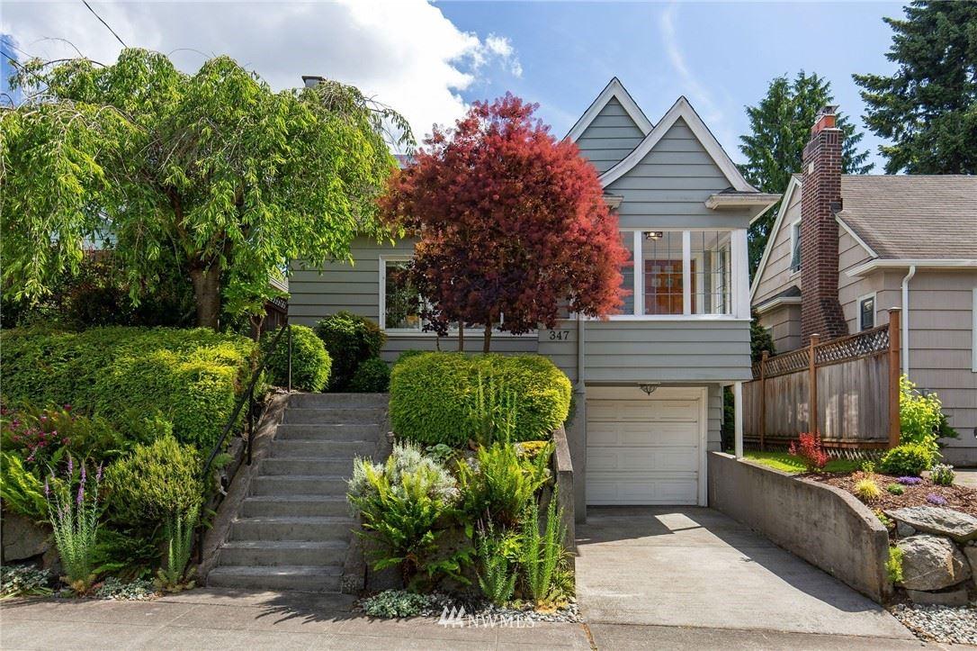Photo of 347 NW 76th Street, Seattle, WA 98117 (MLS # 1785240)