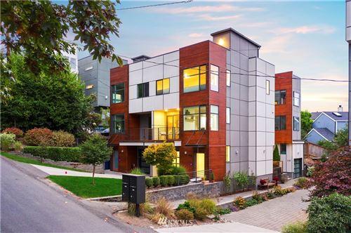 Photo of 410 W Fulton Street, Seattle, WA 98119 (MLS # 1840241)