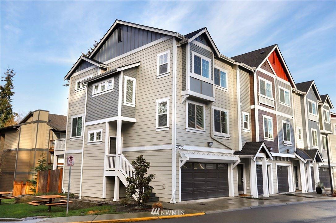 Photo of 21315 48th Avenue W #D1, Mountlake Terrace, WA 98043 (MLS # 1745241)