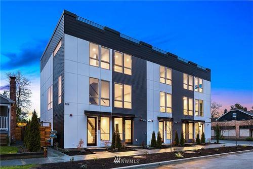 Photo of 604 NW 77th Street #E, Seattle, WA 98117 (MLS # 1726245)