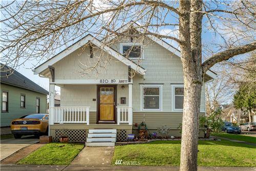 Photo of 820 N Junett Street, Tacoma, WA 98406 (MLS # 1715246)