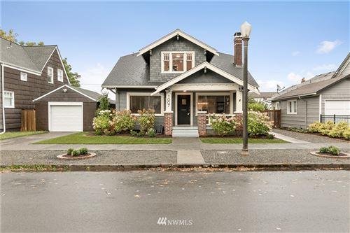Photo of 1007 N K Street, Tacoma, WA 98403 (MLS # 1844246)