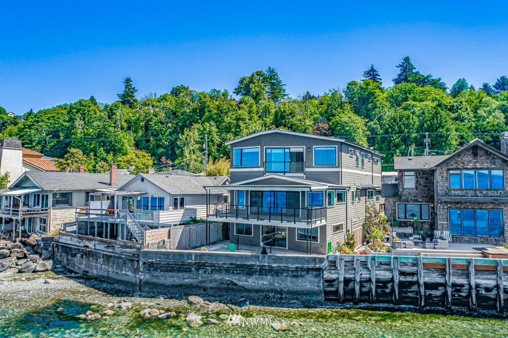 Photo of 5049 Beach Drive SW, Seattle, WA 98136 (MLS # 1788246)