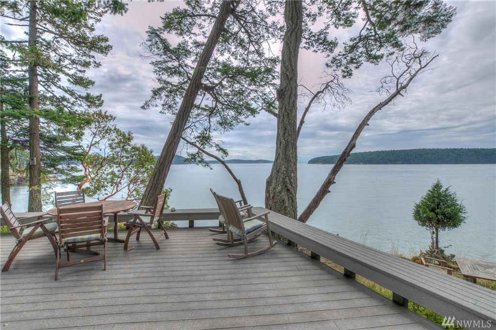 Photo for 123 Falling Tree Rd, Orcas Island, WA 98280 (MLS # 1493247)