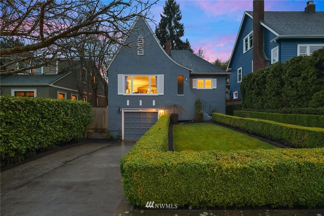Photo of 4837 NE 41st Street, Seattle, WA 98105 (MLS # 1726248)