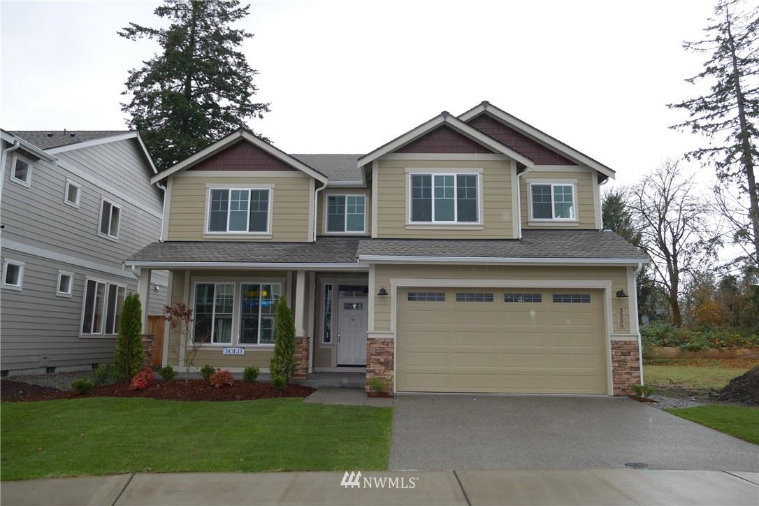 3335 64th Lane SW #Lot47, Tumwater, WA 98512 - MLS#: 1631249