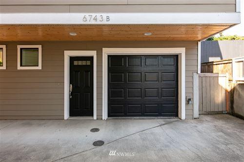 Photo of 6743 14th Avenue NW #B, Seattle, WA 98117 (MLS # 1684250)