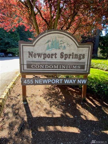 Photo of 455 Newport Wy NW #302, Issaquah, WA 98027 (MLS # 1631252)