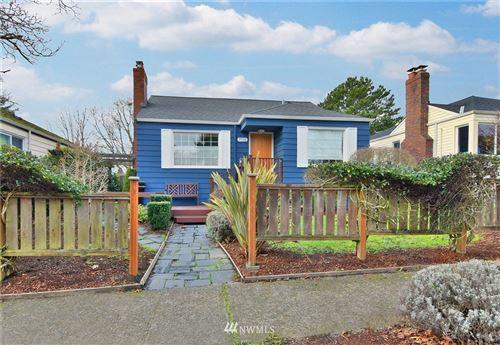 Photo of 7735 20th Avenue NW, Seattle, WA 98117 (MLS # 1718252)