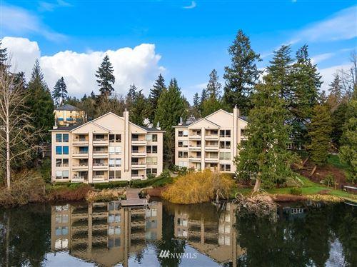Photo of 19524 Echo Lake Place N #A102, Shoreline, WA 98133 (MLS # 1802252)