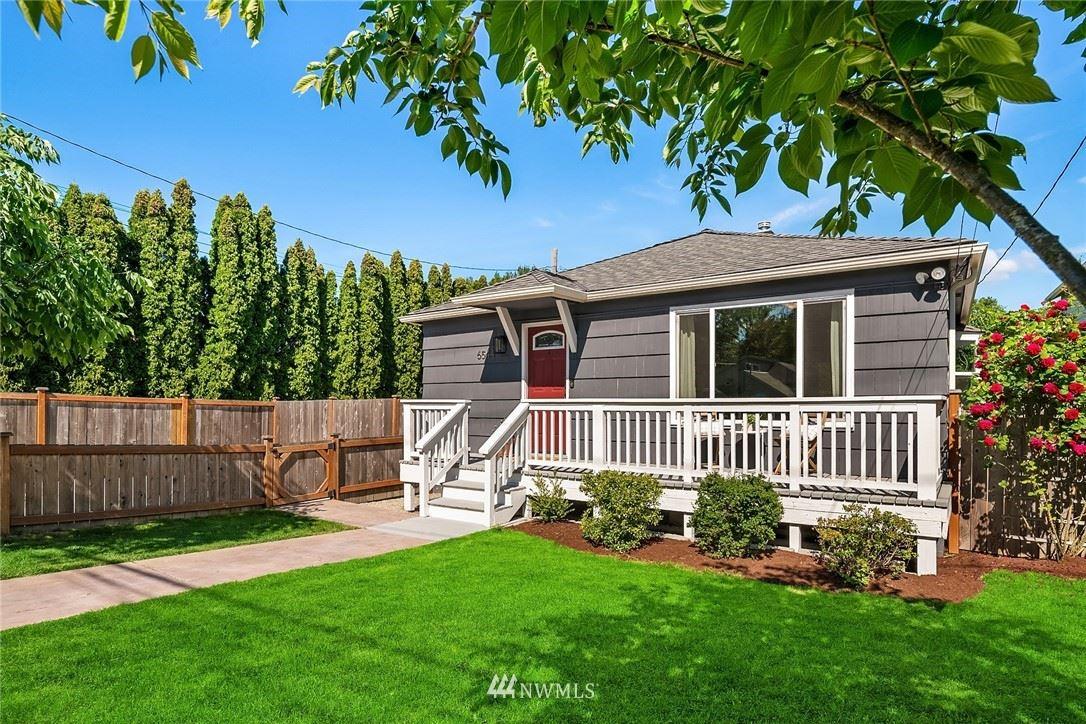 Photo of 6544 18th Avenue SW, Seattle, WA 98106 (MLS # 1786253)