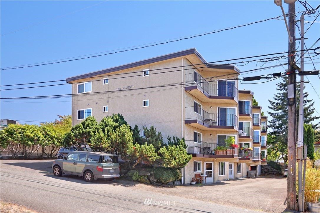 135 N 105th Street #103, Seattle, WA 98133 - MLS#: 1832254