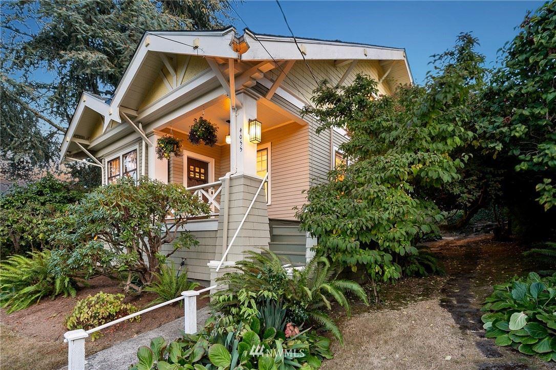 4055 SW Holgate Street, Seattle, WA 98116 - MLS#: 1838254
