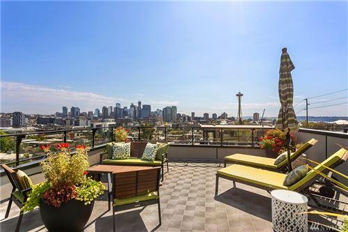 Photo of 510 Prospect St #B, Seattle, WA 98109 (MLS # 1620256)