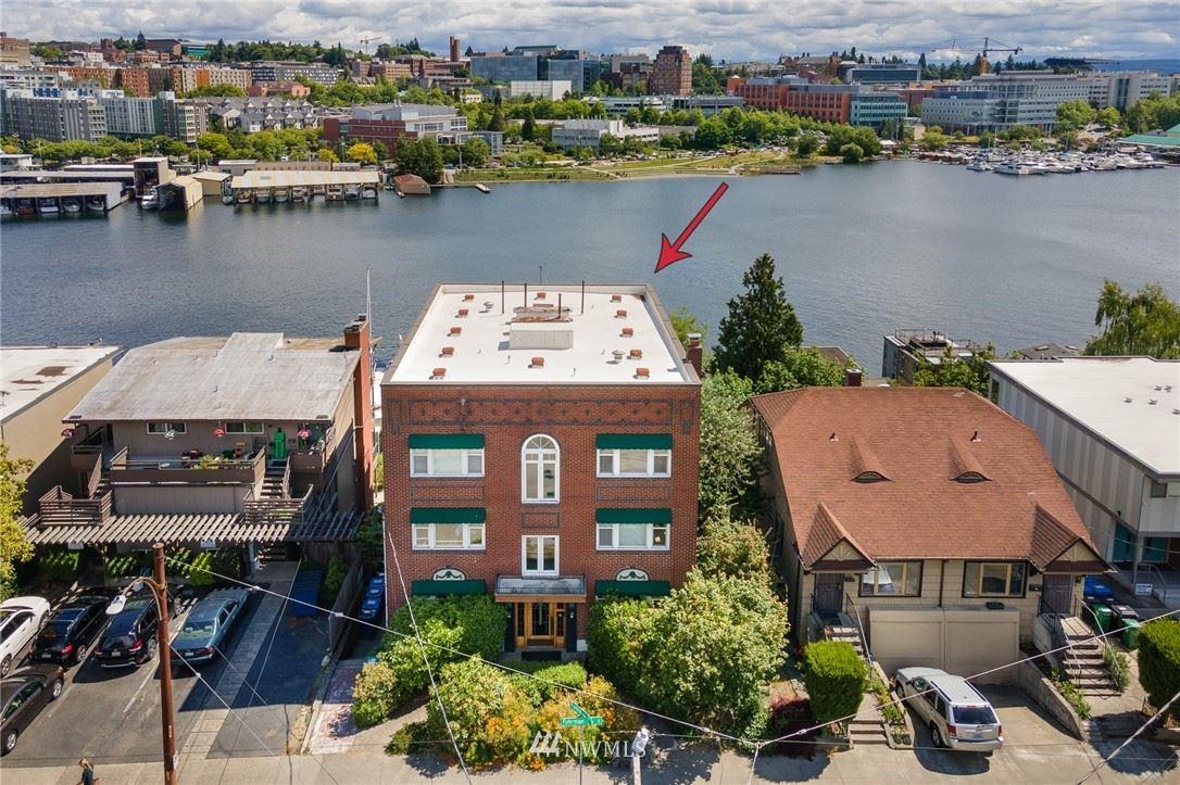 Photo of 3226 Fuhrman Avenue E #401, Seattle, WA 98102 (MLS # 1789258)