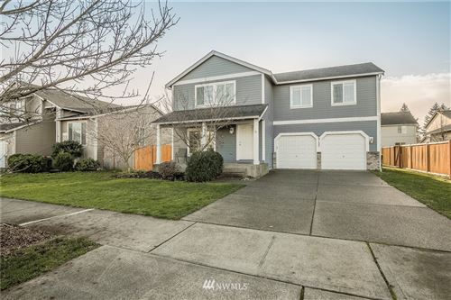 Photo of 9125 Thea Rose Drive SE, Yelm, WA 98597 (MLS # 1693259)