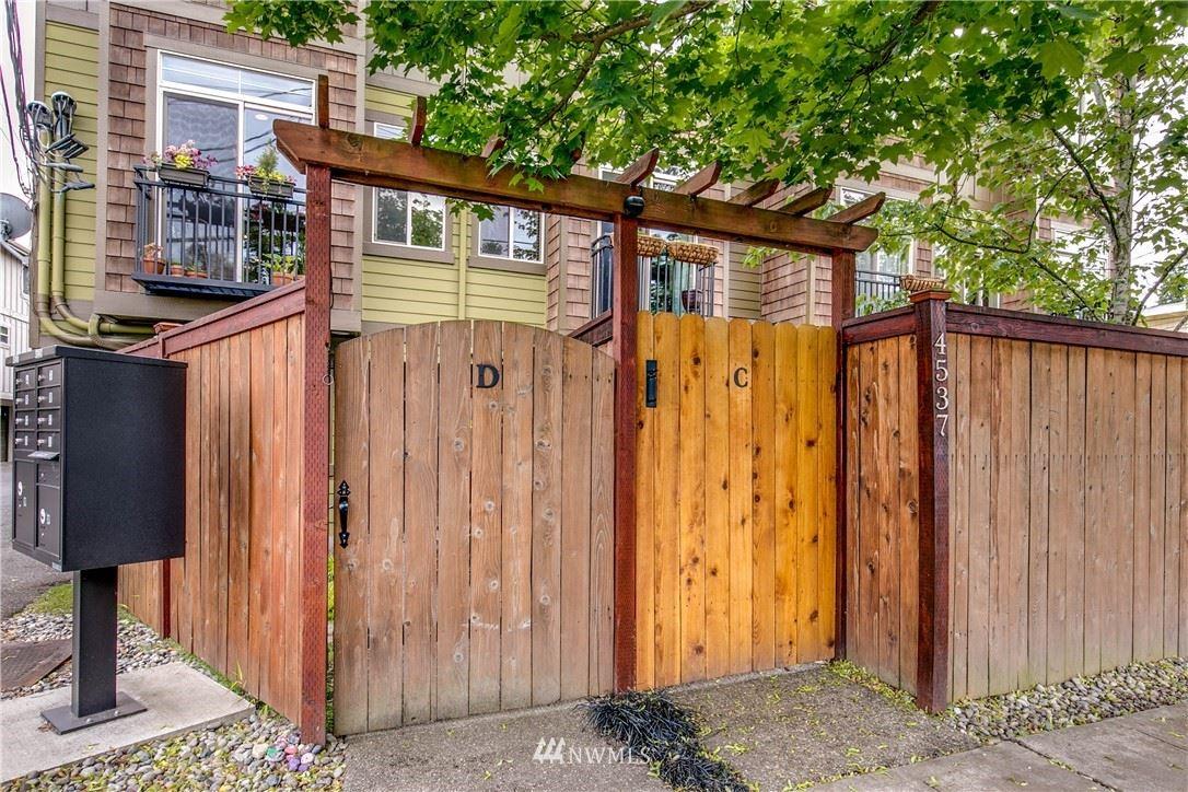 Photo of 4537 S Henderson Street #D, Seattle, WA 98118 (MLS # 1785259)