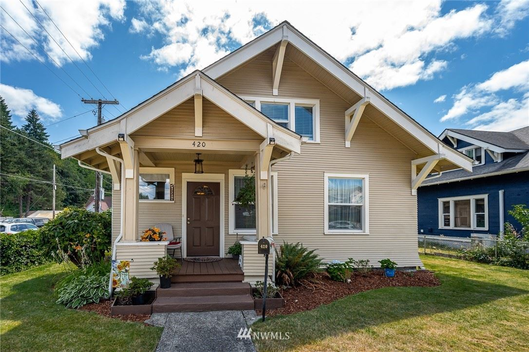 420 E Magnolia Street, Centralia, WA 98531 - #: 1812259