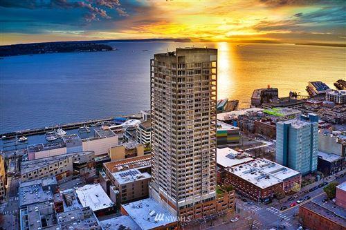 Photo of 2125 1st Avenue #806, Seattle, WA 98121 (MLS # 1575260)