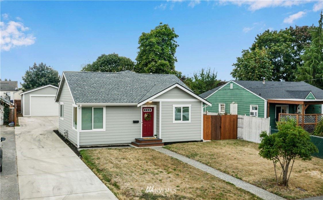 832 Oxford Street, Tacoma, WA 98465 - MLS#: 1840264