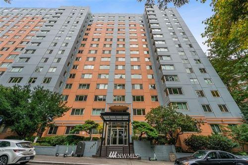 Photo of 1400 Hubbell Place #303, Seattle, WA 98101 (MLS # 1854265)