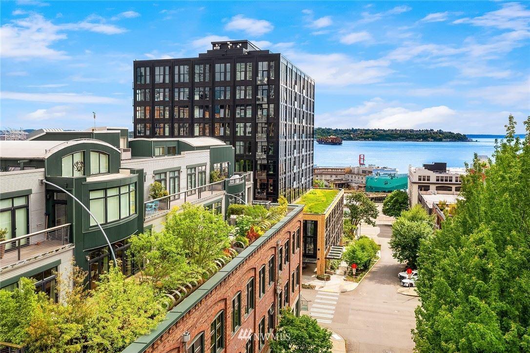 Photo of 81 Vine Street #304/5, Seattle, WA 98121 (MLS # 1785266)